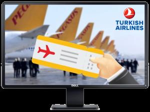 turkey-flight-ticket
