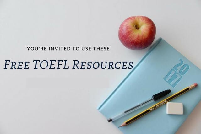بهترین منابع رایگان TOEFL